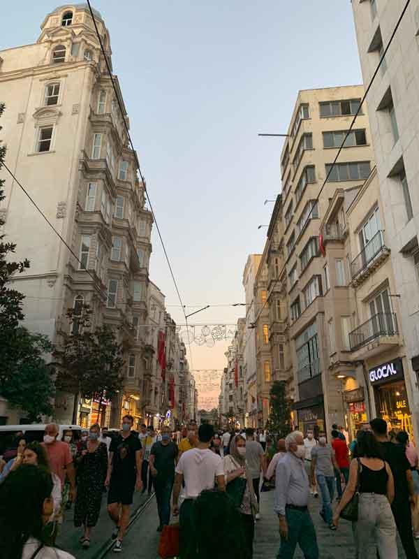 新城區街景