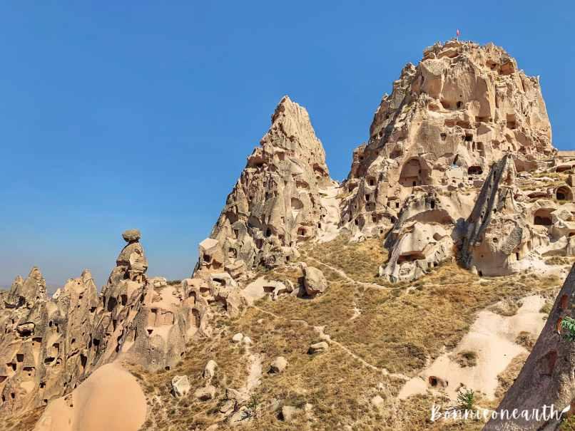 【卡帕多奇亞|土耳其】Uchisar-Castle3