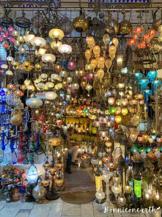 Grand Bazaar- Kapalıçarşı 大巴札
