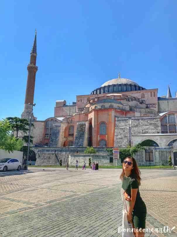 Hagia Sophia 聖索菲亞大清真寺-1