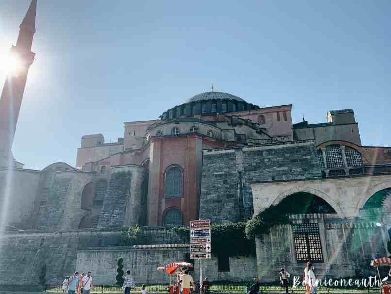 Hagia-Sophia-聖索菲亞大清真寺-4