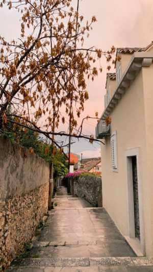 克羅埃西亞Dubrovnik杜布羅夫城市街景5